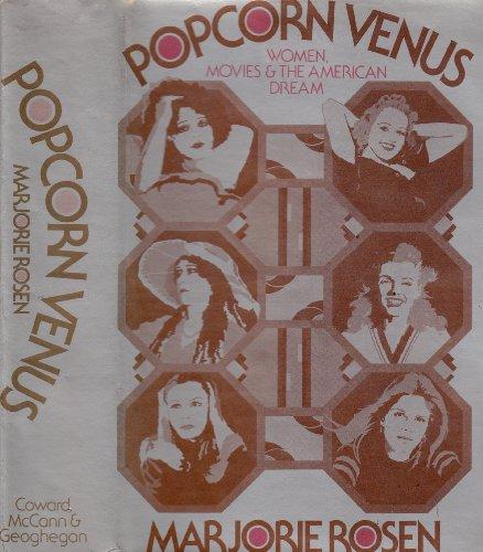 Popcorn Venus - Marjorie Rosen