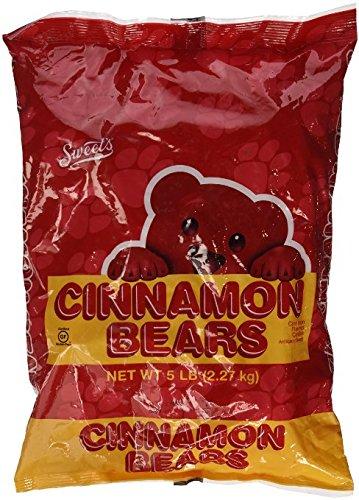 Sweet's Cinnamon Bears 5 Lb Bag