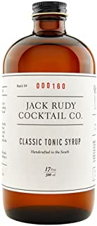 product image for Jack Rudy Cocktail Co. Classic Tonic Syrup 17 oz