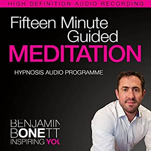 Fifteen Minute Guided Meditation - Deeply Relax the Body and Mind Speech