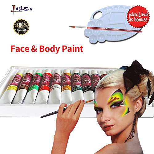 Adult Face Painting - 3