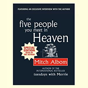 The Five People You Meet in Heaven Hörbuch
