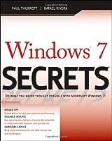 Windows 7 Secrets Front Cover