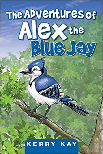 The Adventures of Alex The Blue Jay