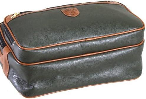 合皮製 横型ショルダーバッグ(30cm)【日本製・豊岡製】16222