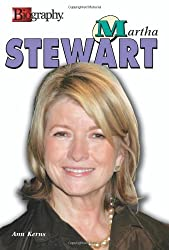 Martha Stewart (Biography (Lerner Hardcover))