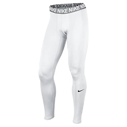 68125470dee0f Amazon.com: Nike Men's Dri-FIT Base Layer Compression Warm Tights ...