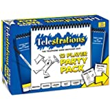 Telestrations 12 Player Party Pack( Telestrations 12 Player Party Pack)[TELESTRATIONS 12 PLAYER PARTY][Other]