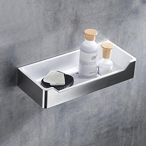 Estantería esquinera de ducha esquinera para baño Triangular ...