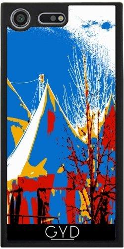 Funda Silicona para Sony Xperia XZ Premium - Circo by LoRo-Design