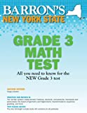 New York State Grade 3 Math Test 2nd Edition, Margery Masters M.S. Ed., 1438000421