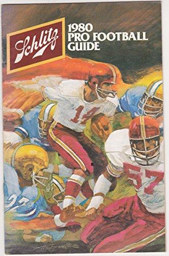 Schlitz 1980 Pro Football Guide
