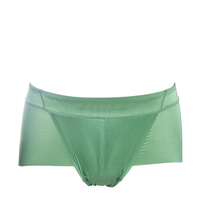 Cintura de encaje color de Hip Hip transpirable ropa interior sin marca-B M