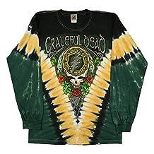 Men's Grateful Dead Shamrock V Long Sleeve T-Shirt