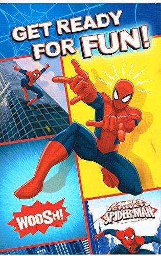 Amazon.com: Marvel Ultimate Spiderman – Get Ready para la ...