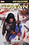 img - for Conan Chronicles Epic Collection: Out of the Darksome Hills book / textbook / text book