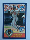 2003 Topps Opening Day Stickers #25 Vladimir Guerrero NM/M (Near Mint/Mint)