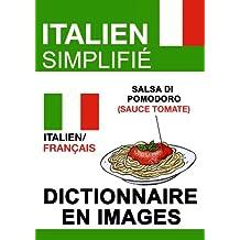 Italien Simplifié – dictionnaire en images (French Edition)