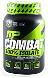 MusclePharm Combat 100% Isolate Whey Protein, Chocolate Milk, 2 Pound