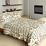[Dance Of The Fireflies ] Cotton 3PC Vermicelli-Quilted Printed Quilt Set (Full/Queen Size)