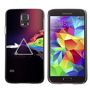 Stuss Case / Funda Carcasa protectora - Conejos coloridos - Samsung Galaxy S5