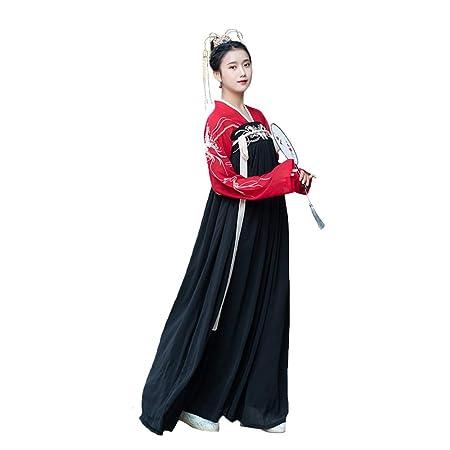 YCWY Traje de Estilo Chino para Mujer, Traje Antiguo ...