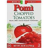 Pomi, Tomatoes Chopped Italian, 26 Ounce