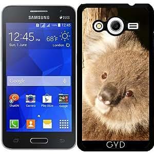Funda para Samsung Galaxy Core 2 SM-G355 - Lindo Oso Koala by Grab My Art