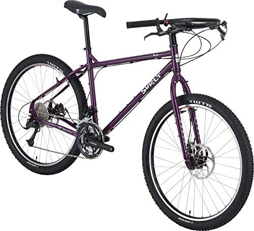 Surly Troll MD Deep Purple Jones Bar (Nueva sin estrenar ...