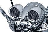 Kuryakyn RoadThunder Speaker Pods (Chrome)