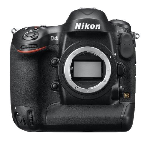 Nikon D416.2MP CMOS FX Digital SLR con vídeo Full HD 1080p con Manual de Instrucciones en inglés (Solo...