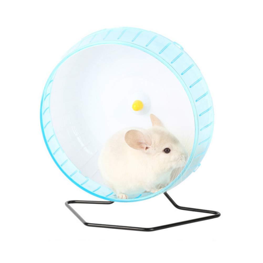 bluee 30cm bluee 30cm Premium Silent Spinners for Mice Hamster Gerbil Rats Etc,bluee,30cm