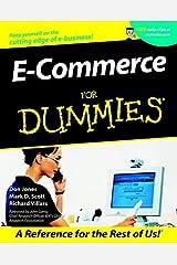 E-Commerce For Dummies Paperback
