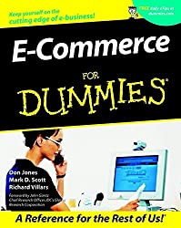Image of the product E Commerce For Dummies that is listed on the catalogue brand of Brand: For Dummies.