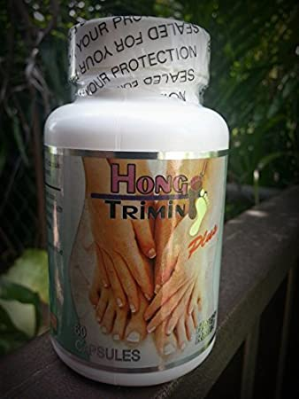 Hongo Trimin Plus 60 Capsules Hongo Relief by All Nue