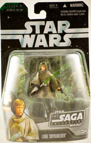 Endor Luke Skywalker (Star Wars - The Saga Collection Basic Figure Luke Endor)