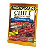 Hol-Grain Gluten Free Chili Seasoning Mix (Pack of 12), 0.42 Kilogram