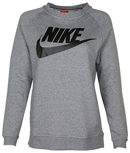 GX1 Crew Sport Casual Sweater-Carbon Heather-Medium ()