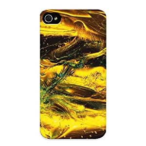Honeyhoney High-quality Durability Case For Iphone 4/4s(colorful Abstract Effect)