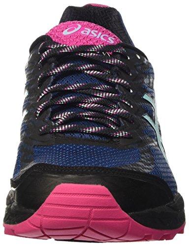 Asics Gel-fujitrabuco 5 Trail Scarpe Da Ginnastica Blu (poseidone / Aruba Blue / Pink Sport)