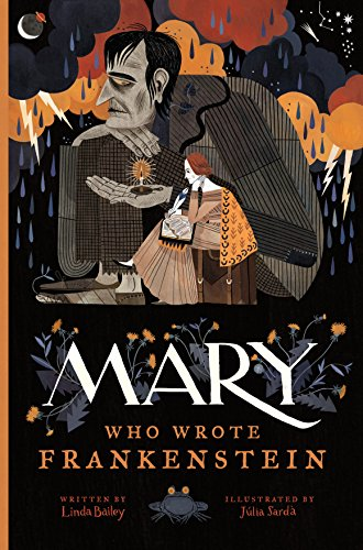 Books : Mary Who Wrote Frankenstein