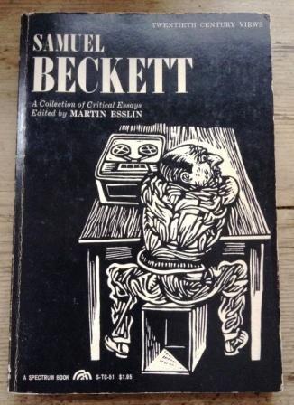 Samuel Beckett: a Collection of Critical Essays, esslin, martin