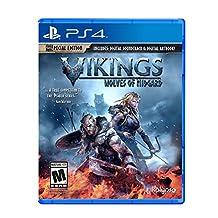 Vikings Wolves of Midgard Playstation 4