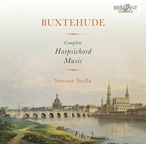 (Buxtehude: Complete Harpsichord Music )