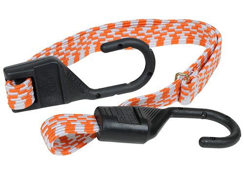 Keeper 06119 Adjustable Flat Bungee Cord...