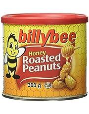 Billy Bee Honey Roasted Peanuts, 300 Grams