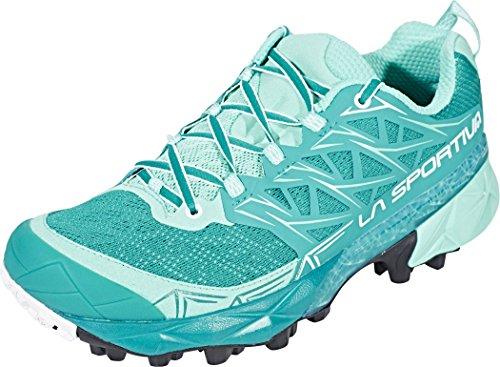 Donna Da Smeraldo Verde Akyra Sportiva Trail menta Running Scarpe La Woman qU0I0A