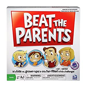 Beat The Parents Board Game  from Home Comforts