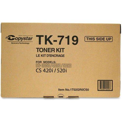 CopyStar TK-719 OEM Toner: Black TK-719
