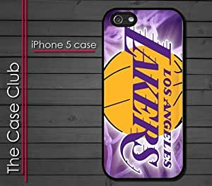 Case For Iphone 6 4.7Inch Cover Hard Silicone CaLos Angeles Lakers LA Basketball